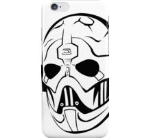 Lord Kallig's Countenance iPhone Case/Skin