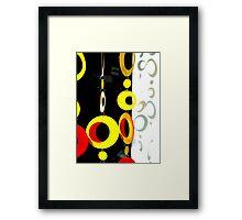Ringo  Framed Print