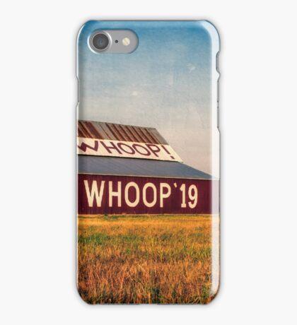 Aggie Barn 2015 iPhone Case/Skin