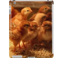Don't Eat These Peeps! iPad Case/Skin