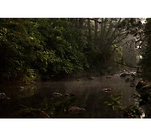 Kangaroo Valley - Peacefull Creek view 02 Photographic Print
