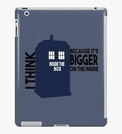 Inside the Box iPad Case/Skin