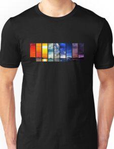 Nature is Beautiful - Landscape Spectrum Unisex T-Shirt
