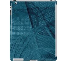 Ribbon Abstract iPad Case/Skin