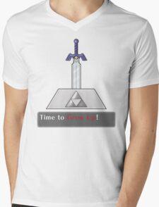 Time to Grow Up 2 Mens V-Neck T-Shirt