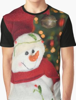 Frosty Christmas 3 Graphic T-Shirt