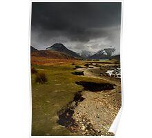 Wastwater, Lake District Poster