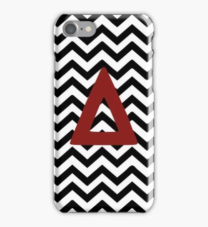 Bastille Triangle // Twin Peaks iPhone Case/Skin