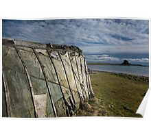 Holy Island  - Lindisfarne Poster