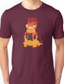 Confused Scrafty... Unisex T-Shirt