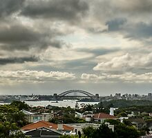 Sydney Panorama by sid-mon-lee