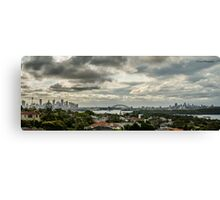 Sydney Panorama Canvas Print
