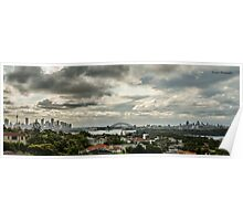 Sydney Panorama Poster