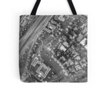 Look down, if you dare! Tote Bag