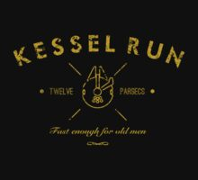 Kessel Run Gold by Fernsie