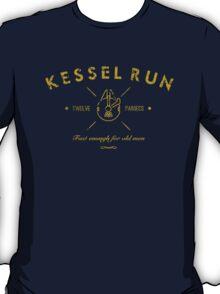Kessel Run Gold T-Shirt