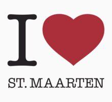 I ♥ ST. MAARTEN by eyesblau