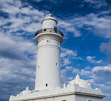 Mc Quarie Light house by sid-mon-lee