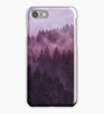 Excuse Me, I'm Lost // Laid Back Edit iPhone Case/Skin