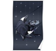 Moonlight Swing Poster