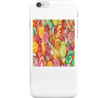 Candy mania iPhone Case/Skin