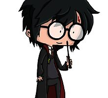 Harry Potter by dorianvincenot