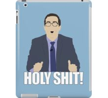 John Oliver Holy Shit iPad Case/Skin