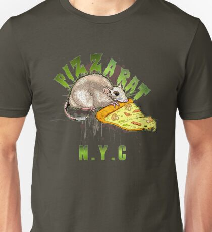 Pizz A Rat - NYC Unisex T-Shirt