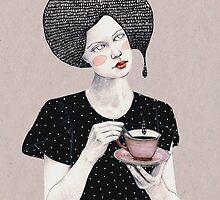 Nina in Black by SofiaBonati