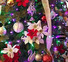 Christmas Decor  by Brenda Dahl