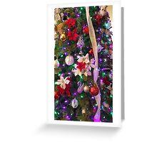 Christmas Decor  Greeting Card
