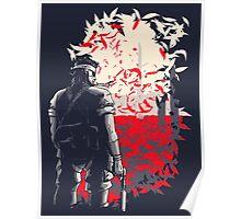 Big Boss (for dark backgrounds) Poster