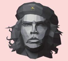 Che Guevara - Geometric Art One Piece - Short Sleeve