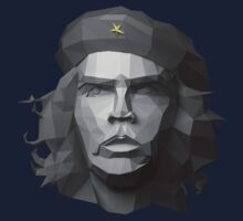Che Guevara - Geometric Art One Piece - Long Sleeve