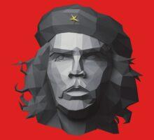 Che Guevara - Geometric Art Kids Tee