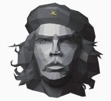 Che Guevara - Geometric Art by iconhead