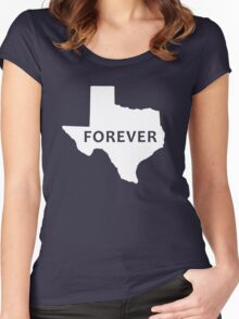 Texas Forever Six – Friday Night Lights Women's Fitted Scoop T-Shirt