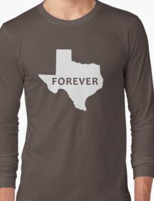Texas Forever Six – Friday Night Lights Long Sleeve T-Shirt