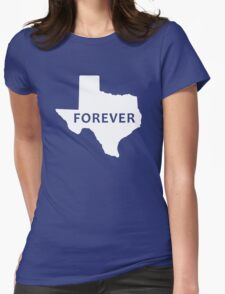 Texas Forever Six – Friday Night Lights Womens Fitted T-Shirt