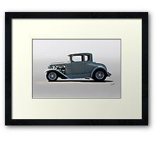 1931 Ford 'Tight A' Coupe Framed Print
