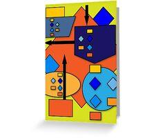 """Algorithmically""© Greeting Card"