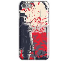 Big Boss (for dark backgrounds) iPhone Case/Skin