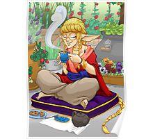 Tea Bliss Poster