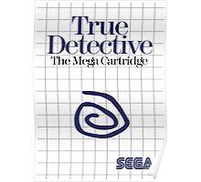 True Detective - Master System Box Art Poster