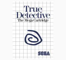 True Detective - Master System Box Art by lordbiro
