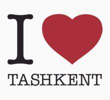 I ♥ TASHKENT by eyesblau