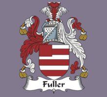 Fuller Coat of Arms / Fuller Family Crest Kids Tee