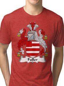 Fuller Coat of Arms / Fuller Family Crest Tri-blend T-Shirt