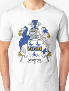 George Coat of Arms / George Family Crest T-Shirt