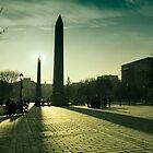 Istanbul Obelisk by saaton